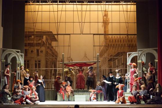 """""""Al canto, al ballo"""", spettacolo diretto dal maestro Carlomoreno Volpini con la regia di Manu Lalli."""