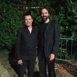 con Neri Marcorè - Sferisterio di Macerata. agosto 2019